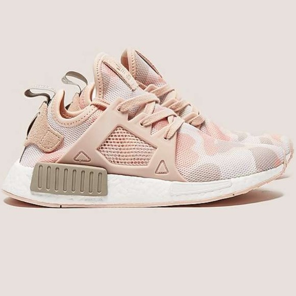 new style 35ef7 d7706 New Adidas NMD XR1 Pink Duck Camo