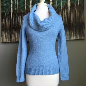 New York /& Company Rhinestone Cowl-Neck Sweater New with Tags