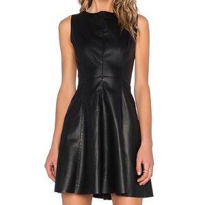 BB Dakota Dresses & Skirts - BB Dakota April vegan leather dress