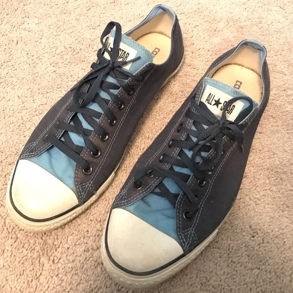 Converse Other - PRICE DROP Converse Custom Chuck Taylor Low Top 91c9b711b