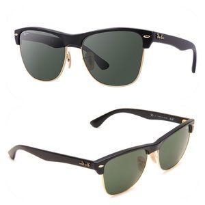 All Black Clubmaster Sunglasses 2017