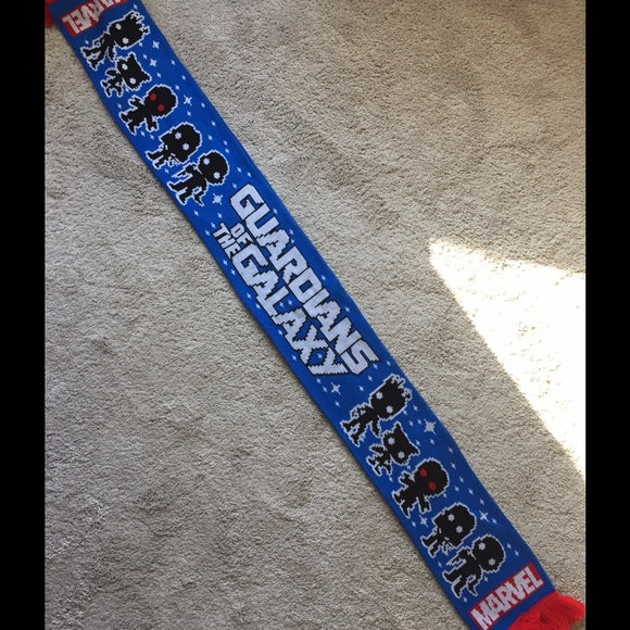 Marvel Accessories - Guardians of the Galaxy scarf. Never worn.