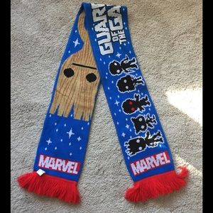 Guardians of the Galaxy scarf. Never worn.
