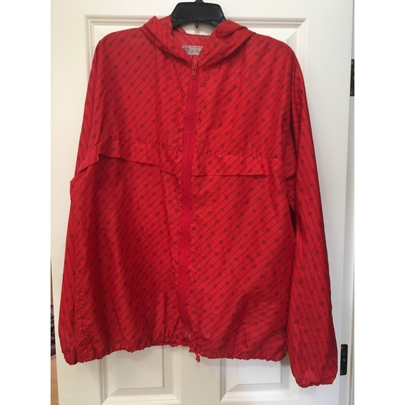 9251ae33b0c Gucci Jackets   Blazers - Vintage Men s Gucci Foldable Rain Jacket