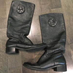 Tory Burch Shoes - Tory Burch leather boots