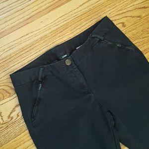J Crew skinny pants with zipper