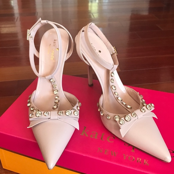 Lydia Kate Spade Heels Size 8