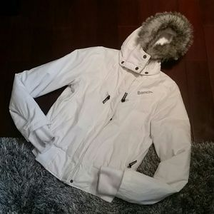 Bench Jackets & Blazers - Bench White Coat