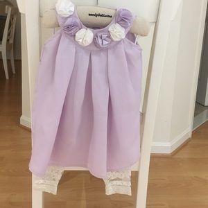 Wendy Bellissimo Other - Adorable wendy bellissino 2 piece outfit