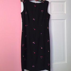 Ann Taylor Dresses & Skirts - ❗️SALE Talbots Black Dress Size 6