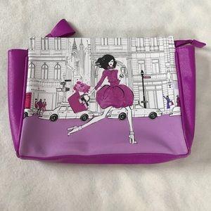 Elizabeth Arden Handbags - Elizabeth Arden Fashion Girl Make-Up Bag