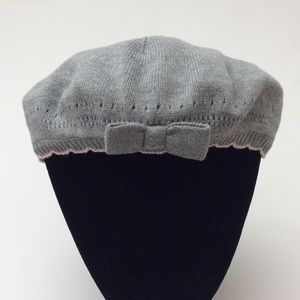 Janie and Jack Other - 👫Janie and Jack sweater knit beret