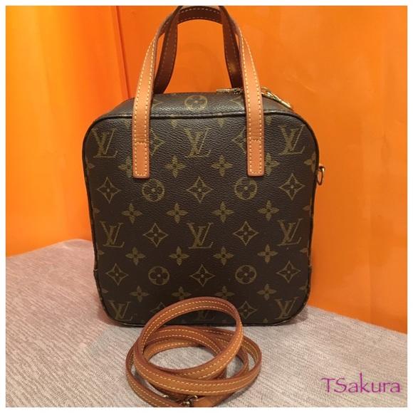 2368e570a01f Louis Vuitton Handbags - Authentic Louis Vuitton Spontini