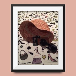 August Hats Accessories - ✨CUTE✨ NWT August Accessories Bucket Hat