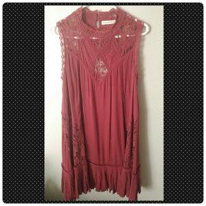 Gentlefawn Dresses & Skirts - Vintage Style High Neck Dress