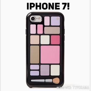 kate spade Accessories - 🎉HP❣️Kate Spade makeup palette case NWT
