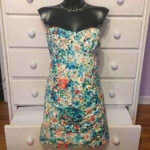 Nanette Lepore Dresses & Skirts - 🎉SALE-PRICE FIRM🎉 Nanette Lepore Strapless Dress