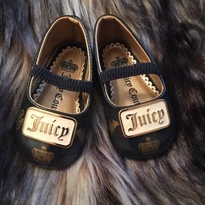 Bird by Juicy Couture Other - EUC Juicy Couture infant flats