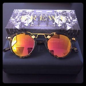 NIB Krewe Sunglasses