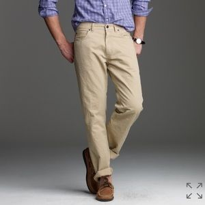 J. Crew Other - J. Crew | Tompkins pant in straight fit, GRAY