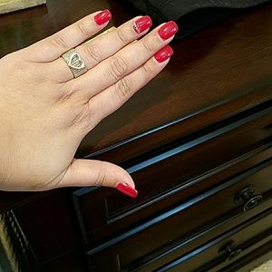 🌹💖Ring size 7 good condition very nice like new