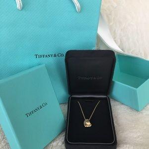 Tiffany & Co. Jewelry - Tiffany & Co. 18K Elsa Peretti Heart Necklace