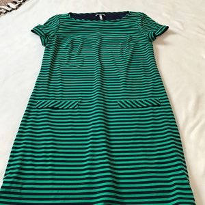 Laundry by Design Dresses & Skirts - Laundry by Design Short Sleeve Stripped Dress