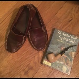 G.H Bass & Co. Other - Men's G.H Bass & Co. Leather Moccasins