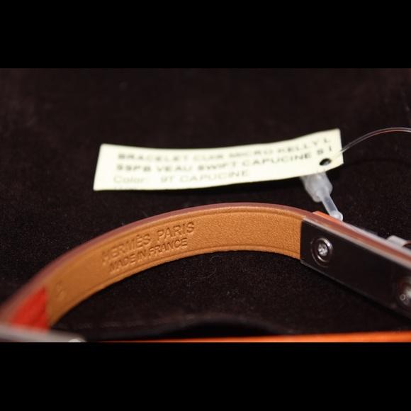 Hermes Jewelry , Hermes Micro Kelly Bracelet