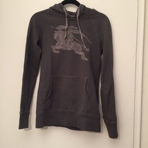 Burberry Sweaters - Burberry Brit Logo Hoodie