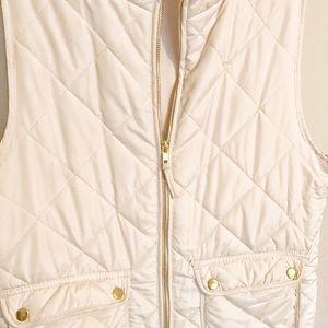 Francesca's Collections Jackets & Coats - Quilted Vest