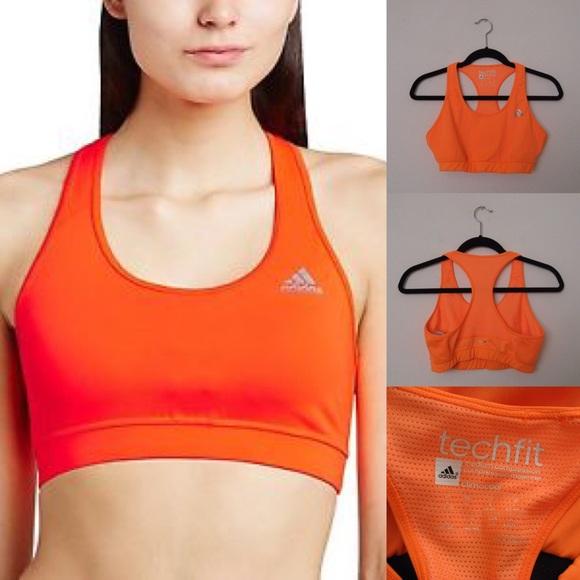 ca238bff72 Adidas Tops - Adidas Techfit Climacool Sports Bra