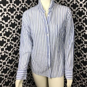 🆕LISTING J. Crew Boy Button Down Stripe Shirt