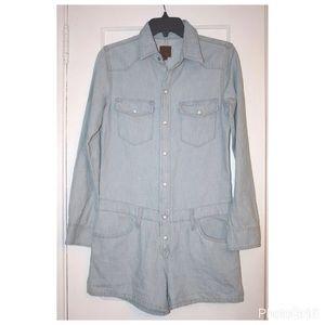 168b690dca98 Joe s Jeans Pants - JOES JEANS DENIM SHORTS ROMPER IN VENICE