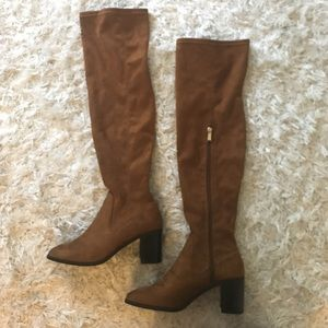 Zara Shoes - Zara thigh high boots