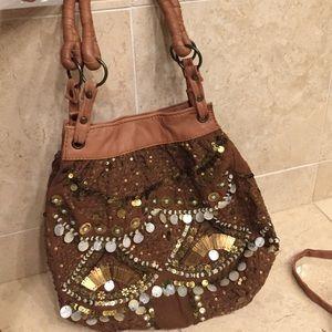 Antik Batik Handbags - Antik Batik beaded bag