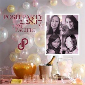 2/28/17 Posh Party!