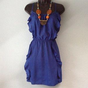Mimi Chica Dresses & Skirts - Mimi Chica ruffled dress