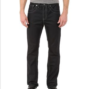 Other - Black Coated Jeans