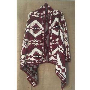 H&M Aztec print sweater