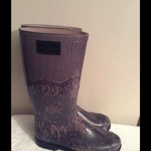 Valentino Garavani Shoes - Valentino rain boots. 1 hr sale🎈