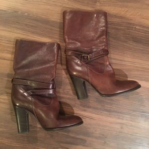 J. Crew Shoes - J Crew Leather Boots