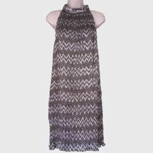Antonio Melani Silk Charmeuse Dress