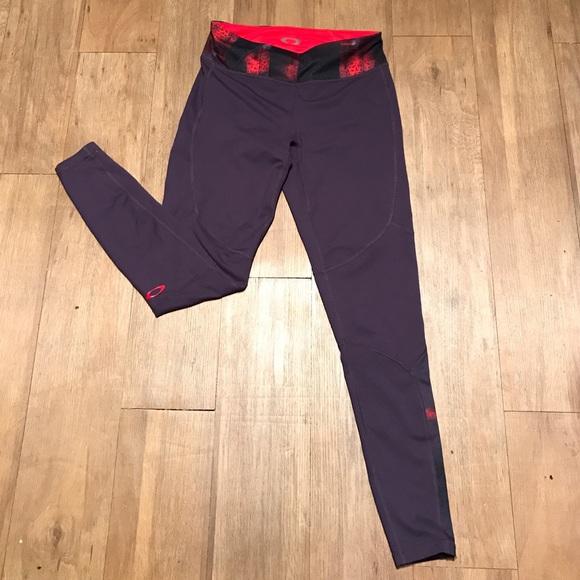 Oakley women's yoga pants