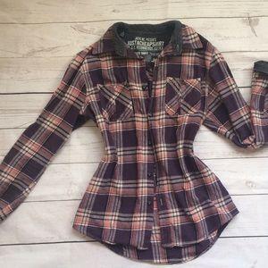Jachs Tops - SALE🎈B1G1•50%OFF🎈JACHS•Girlfriend•Flannel•Shirt•
