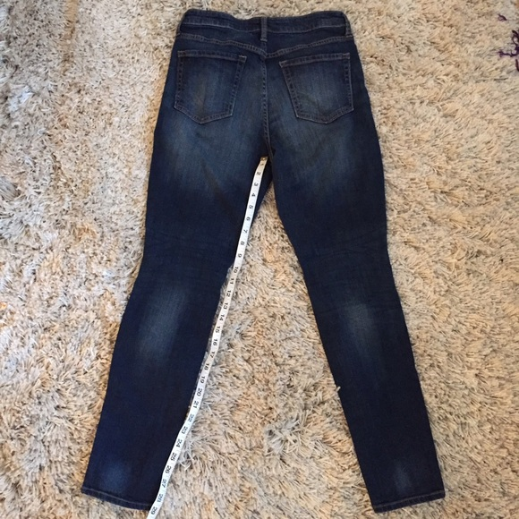 80  off gap denim