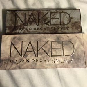 Urban Decay Other - New authentic Urban Decay Naked Smoky Palette