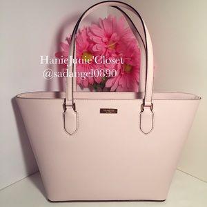 kate spade Handbags - 🎆KATE SPADE SMALL DALLY LAUREL WAY PINKBLUSH TOTE