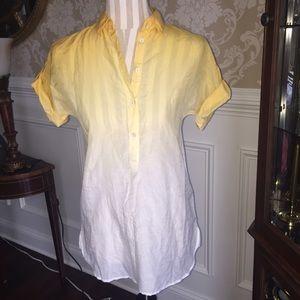 Hugo Boss Tops - Hugo Boss Orange label blouse...Size S