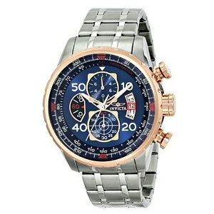 Invicta  Other - NWT $995 Invicta 18k rose Chronograph watch